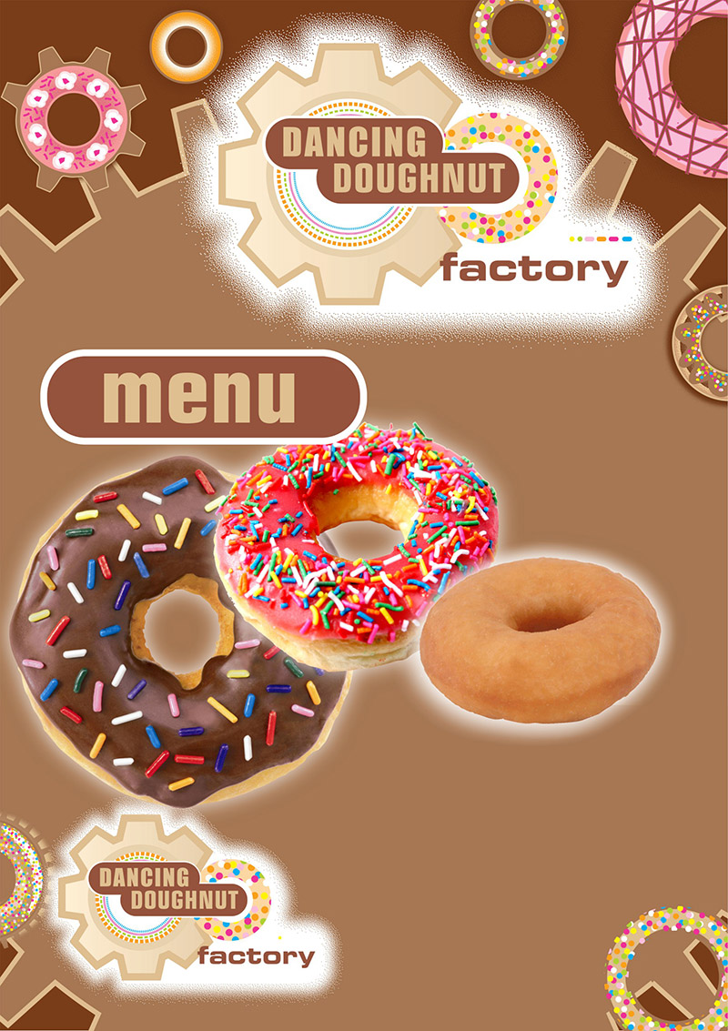 Dancing Doughnut Factory