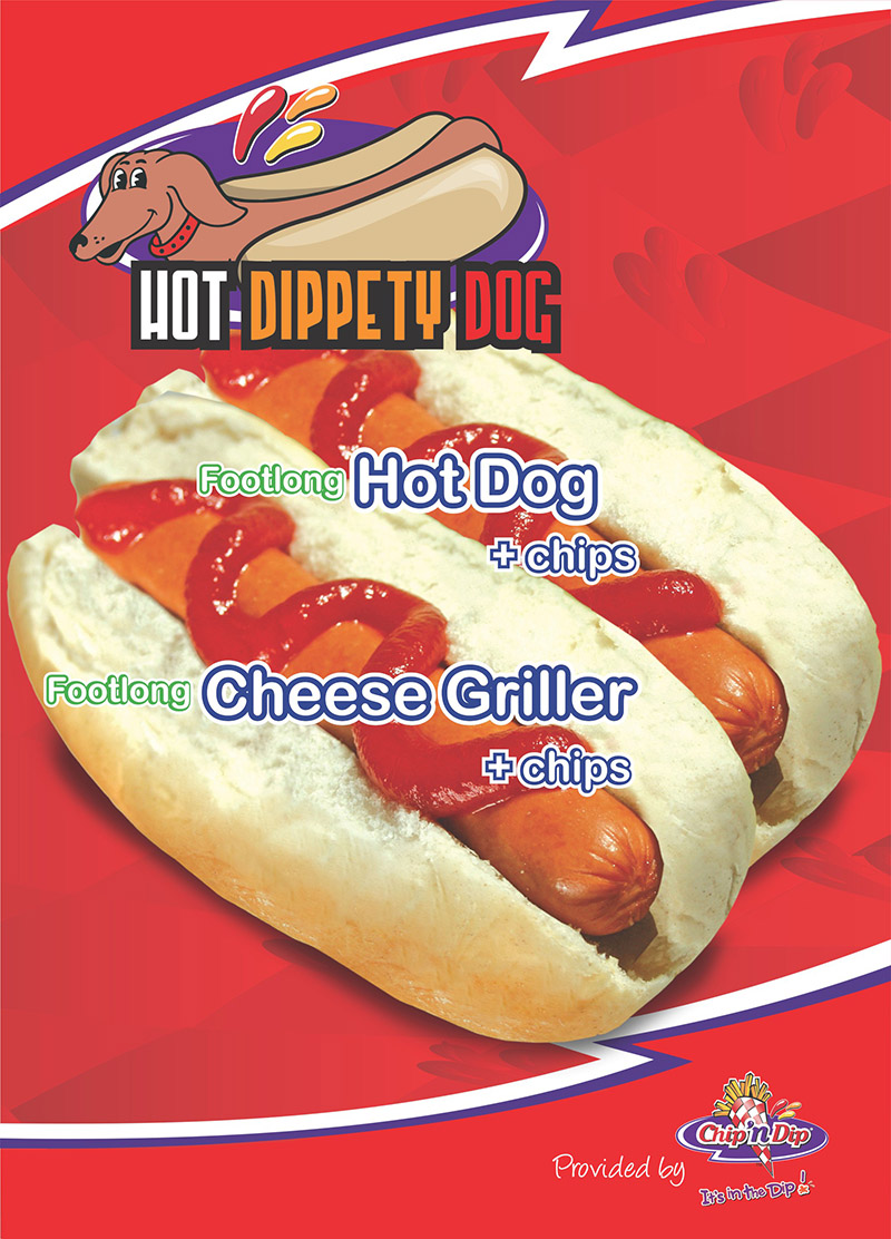 Hot dippety dog
